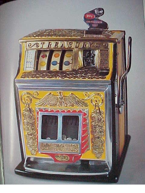 money slot machine for sale