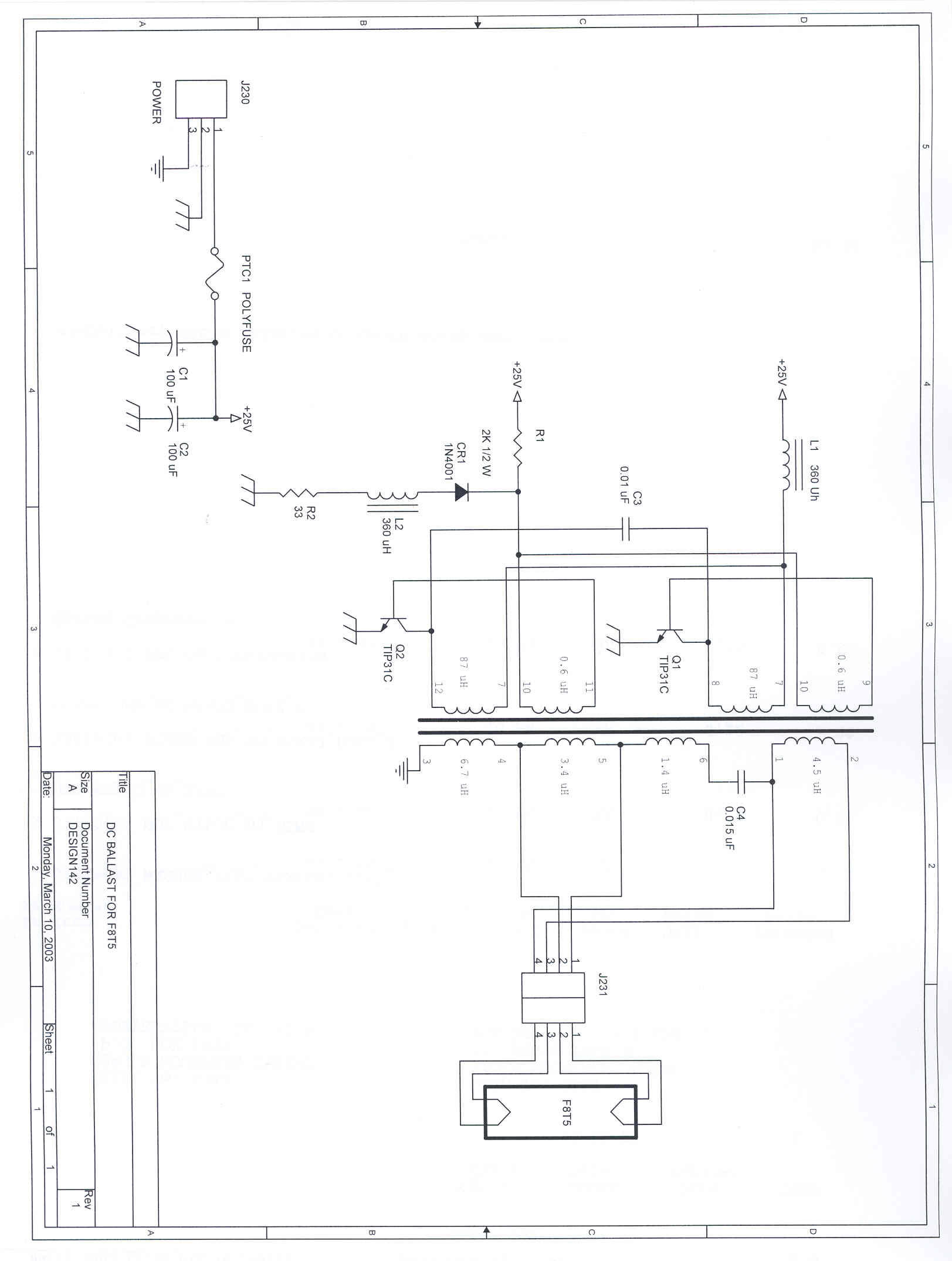 f8t5 ballast wiring diagram   27 wiring diagram images