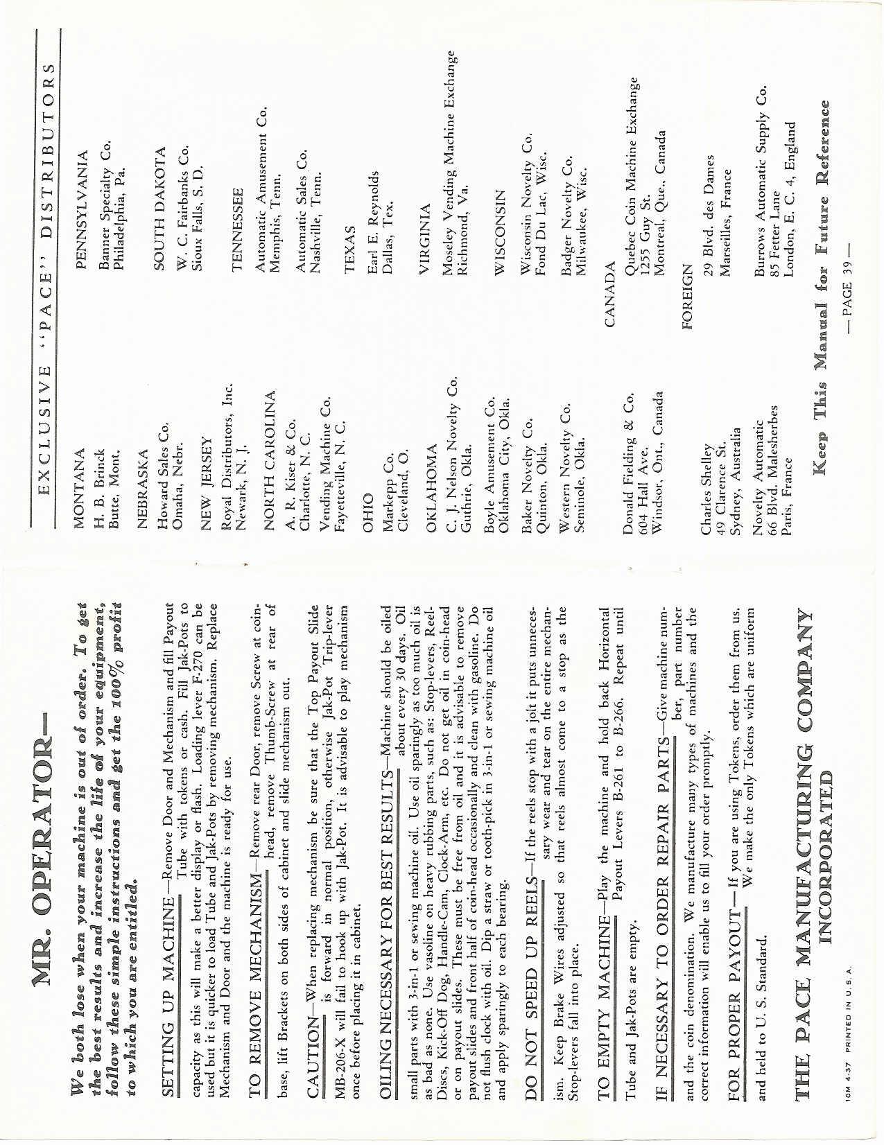 windsor manual download